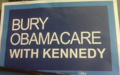 bury obama care