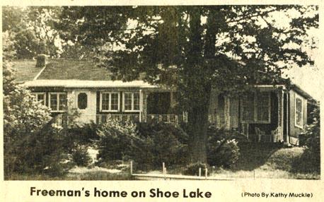 Dr. Hobart E. Freeman residence